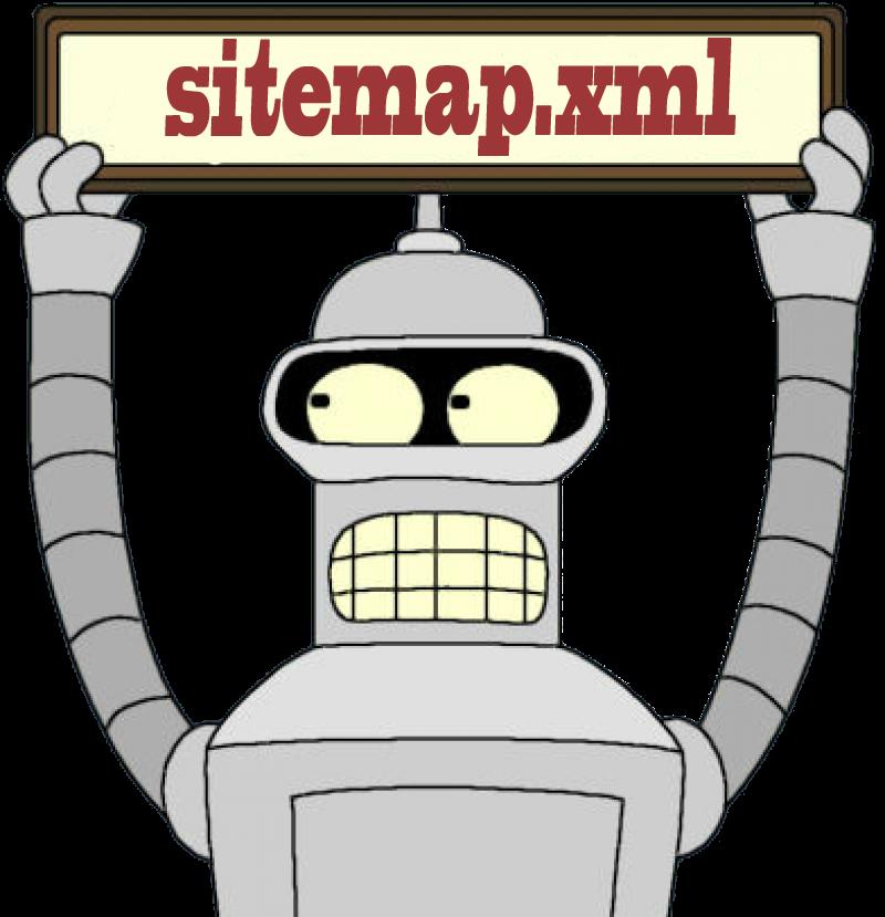 Генератор карты сайта
