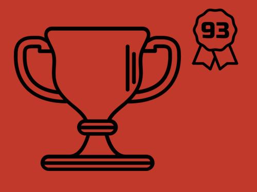 93 место в рейтинге агентств поискового маркетинга России Тэглайн-2014