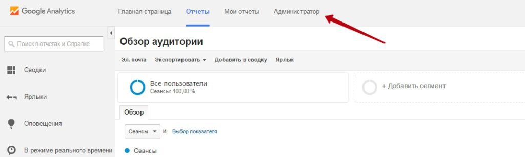 google analytics обучение
