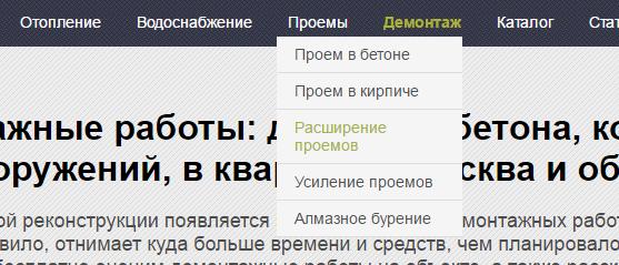 straniczy-v-kommercheskom-sajte