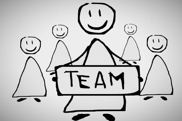 создание контента для сайта командой