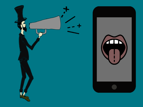 Как голосовой поиск изменит вашу жизнь (перевод)