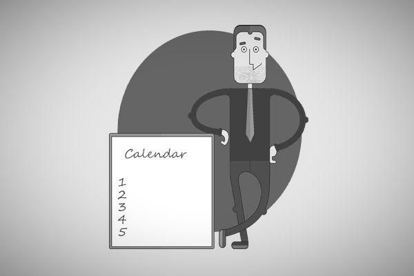 создание уникального контента с помощью календаря