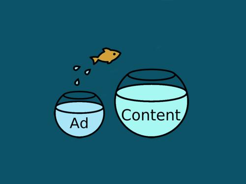 Нативная реклама VS. Контент-маркетинг: в чём разница? (перевод)