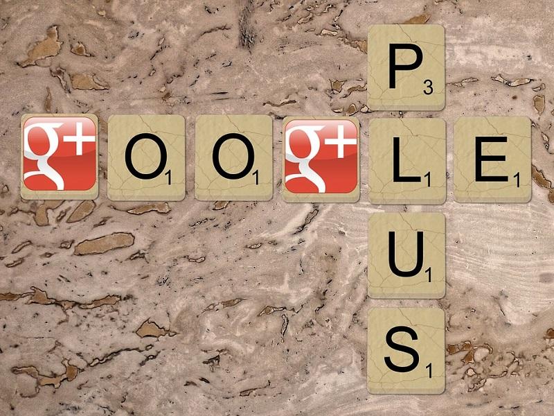 google plus социальная сеть