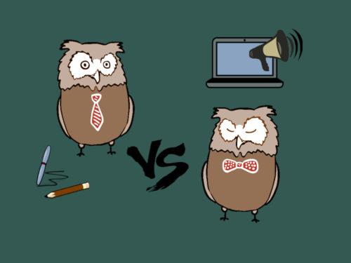 Контент-маркетинг VS копирайтинг: интервью с Денисом Каплуновым
