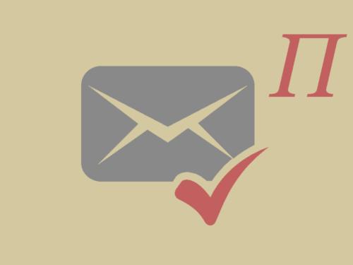 Что такое письмо-подтверждение