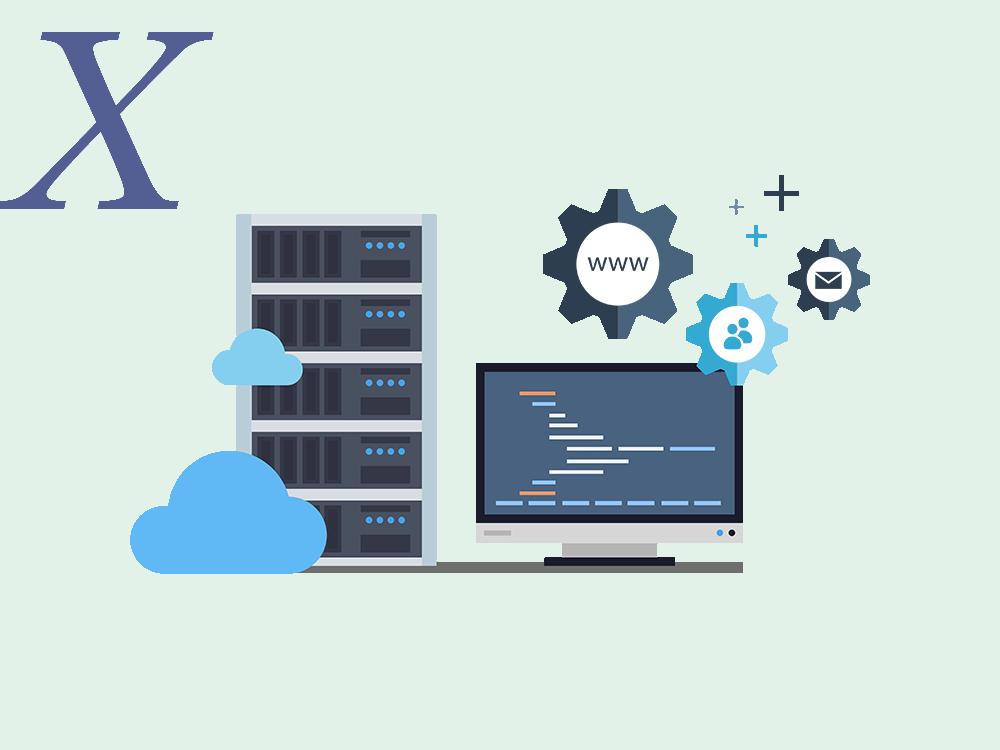 Что значит хостинг сервера система контроля версий на хостинге