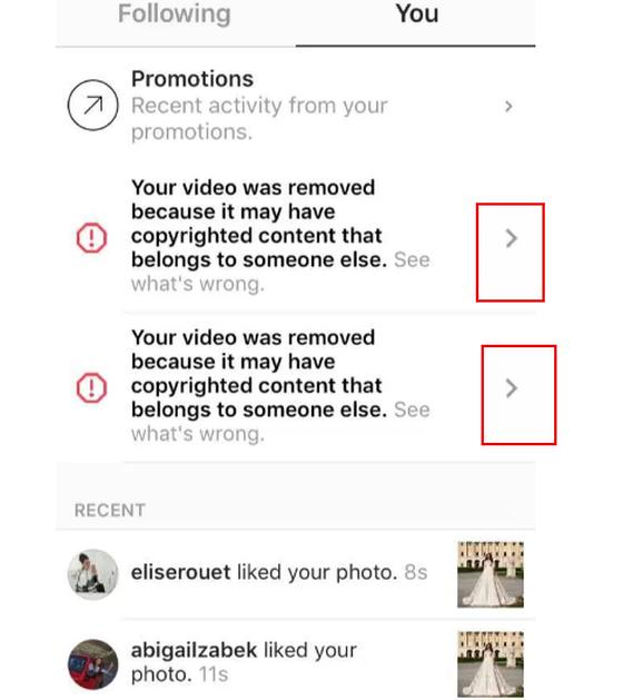 как обойти авторские права в инстаграме