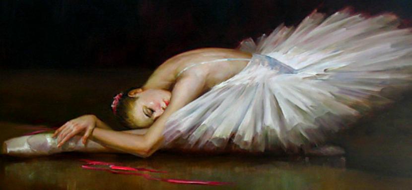 "Кейс ""Lil Ballerine"" (детская школа балета)"