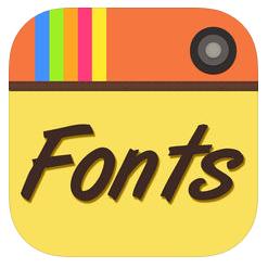 поменять шрифт в инстаграм красивые буквы fonts