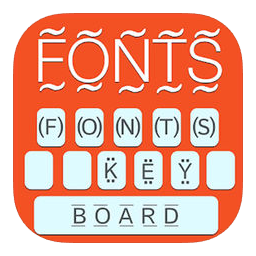 как менять шрифт в инстаграме в профиле fonts art