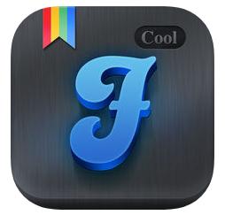как менять шрифт в инстаграме в профиле cool f