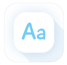 как менять шрифт в инстаграме в профиле fonts editor